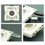 Y021 Speaker Quran Wireless Stereo Sound MP3 Player Support FM Radio