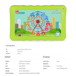 CRONY K19 9-inch 8GB ROM 512MB RAM Android WIFI Kids Tablet | Green