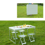 Split table Dinning Escrivaninha Set Outdoor Furniture Folding Desk Plegable Mesa De Jantar Dining Table
