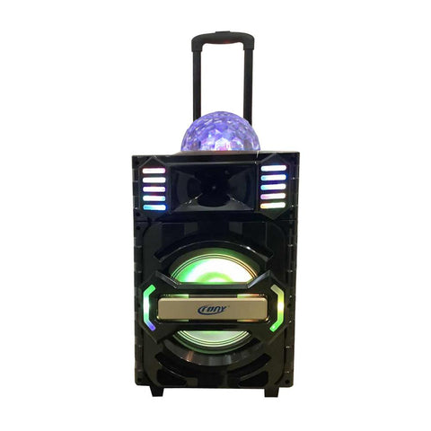 CRONY CN-108DK Speaker willico new amplifier speaker with color light