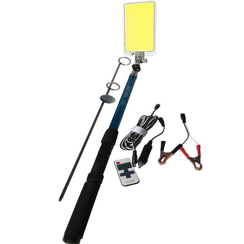 CRONY Fishing Light FR-03  Fishing Rod Light, Camp Light Picnic Light Barbecue Light
