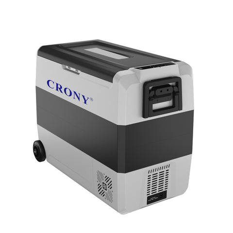 CRONY T60/DC/AC Car Refrigerator T series 12v refrigerators freezers battery powered mini fridge