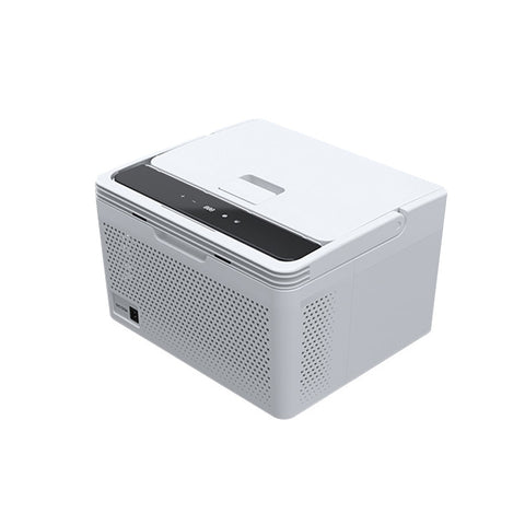 Car Refrigerator 10L Cold and Hot C10/DC/AC car cooler portable compressor small refrigerator