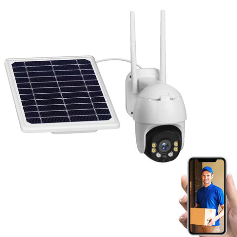 YN90 Low power 4G solar camera1080p Outdoor camera Wireless Surveillance