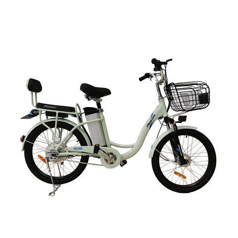 FLYING PIGEON fashion design 22inch The fire spirit bird Electric bicycle | Green