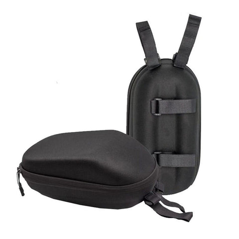 Xiaomi M365 Electric Scooter Storage Bag Universal Handlebar Front Carrying Bag Cycling Front Frame Bag Waterproof EVA Tool Charger Carrying Bag Pouch