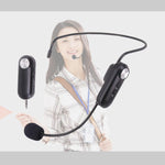 U99 Mini wireless microphone Wireless headset microphone - Edragonmall.com