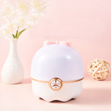 lucky star 8 kinds of pattern light Starry sky projector lamp night light romantic rotating music table lamp
