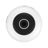 C2 Wifi Icookycam 1080p Camera 1920x1080p Wearable Intelligent Network Surveillance, Support Motion Detection Alarm Loop Recording  | White