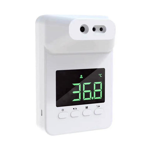 CRONY K3S Automatic sensing wall thermometer High precision human body temperature detector