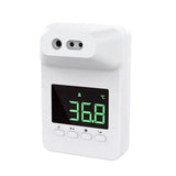 K3S Automatic sensing wall thermometer High precision human body temperature detector