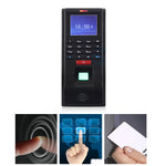H710UT Fingerprint Attendance Biometric Recognition Fingerprint Access Control And Time Attendance Machine