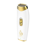 B11 upright hand-held Bukhoor  Aromatherapy Portable Arabic Electric Bakhoor Incense Burner | White+Golden
