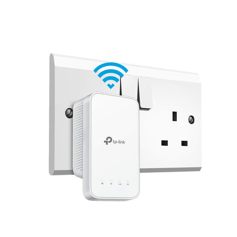 TP-Link RE300 AC1200 Mesh Wi-Fi Range Extender Wi-Fi Booster Wi-Fi Repeater Up to 1200 Mbps