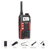 Belfone BF-CM632 Global system mobile communication two way radio gsm transceiver gps-Red