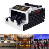 CRONY AL-6200T money currency counter machine