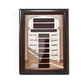 CRONY 4030 clock Islamic Azan Wall Clock Mosque Prayer Clock Ramadan