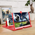 10inch pull-out mobile phone screen magnifier