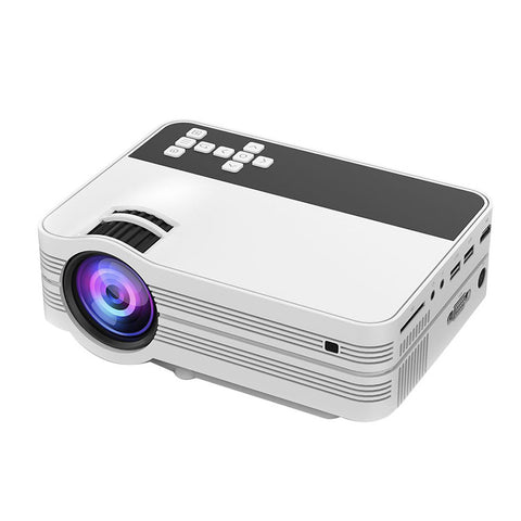 UB-10 PULS  Projector Mini LED Projector Home Theater | white