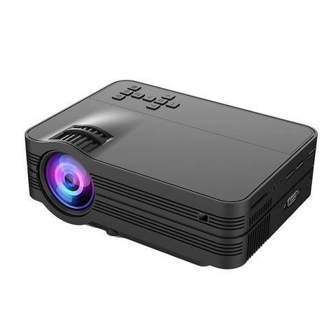 UB-10 PULS  Projector Mini LED Projector Home Theater | Black