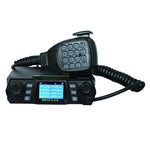 CRONY 980 PLUS Car intercom Wireless Transceiver Voice Activated Walkie Talkie 100Km Range
