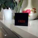 Wireless camera with wireless charger clock Phone Charger WIFI Remote View