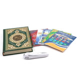Digital Koran Reading Pens Holy Quran Word-by-Word Function for Kids Ramadan Celebration -M10 -8GB - edragonmall.com