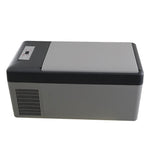 15L Car Refrigerator, 12v Thermoelectric Cooler Camping Fridge Freezer DC Work with -18℃ - Edragonmall.com