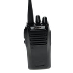 Crony Professional Walkie Talkies,  Best Portable Handheld Civilian Midland Two Way Radio, CY-810 -Black - edragonmall.com