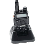 Baofeng Professional Walkie Talkies, Handheld Noise Cancelling Midland Two Way Digital Radio for Adults DM-5R - edragonmall.com