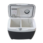 32L Portable Mini Refrigerator for Car Camper Fridge Freezer in Car Vehicle Fridge Freezer Car Cooler & Warmer - edragonmall.com