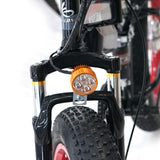Best Electric Bike Fat Tire Wheel Electronic Bicycle 36V  12Ah Lithium Battery Powerful Snow Ebike - edragonmall.com