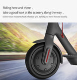 CRONY  Electric Scooter M365, Aluminium Alloy Folded, 8.5 Inch tires | Dark grey