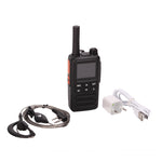 CN-680 2G 3G 4G Sim Card Walkie Talkie Portable Handheld Two Way Radio With More Than 1000Km Talking