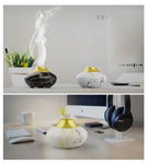 CRONY B30 B3.0 Household Bukhoor Burner Hot Selling Arabic Ramadan Electric Mini Portable Incense Burner | White