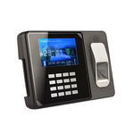 Witeasy A9 large color screen TCP IP WIFI based fingerprint biometric time attendance system free sdk