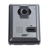 Crony WiFi Smart Wireless Doorbell with 7 Inch TFT LCD, Control for Iphone and Android App -AMV68/BV32 - edragonmall.com