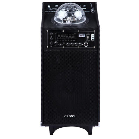 Crony multi-media LED light speaker A-10M - edragonmall.com