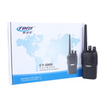 Crony Professional FM Transceiver, Best Walkie Talkies, Rechargeable 2 Way Radios CY-5800 - edragonmall.com