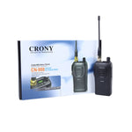 Crony Handheld Walkie Talkies, Best Long Range Two-way Radios, UHF VOX, Rechargeable Wireless -CN-988 - edragonmall.com