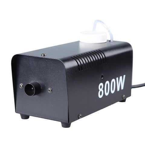 Crony Portable 800 Watt Dry Ice Fog Machine, Smoke Machine for Party Live Concert DJ Bar KTV Stage Effect - edragonmall.com