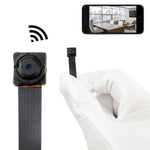 V88 Mini Wireless Camera WiFi Connection HD 1080P BVCAM Remote View Slot Microphone Audio Camcorder