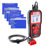 KONNWEI KW850 Professional OBD2 Scanner Auto Code Reader Car Diagnostic Tools (Original)