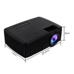 RD-816 Projector 4K 3D Full HD Projector HD Smart Projector