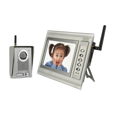 SE-VD709CW Visual doorbell 2.4G Wireless 7'' Screen Video Door Phone
