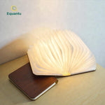 SQ-202 Quran Speaker LED book shape with colorful light with Urdu Translation