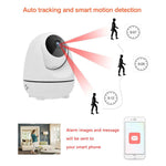 CCTV 1080P Security Camera Wireless Auto Tracking IP Camera Wifi Alarm Baby Monitor Surveillance Camera -CWZ06501AI - edragonmall.com