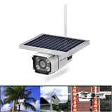 YN88-4G IP67 Outdoor Battery Powered Wifi Solar Camera