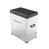 CRONY C75 Car Refrigerator 75l  Dc Ac Car Cooler Portable Compressor Small Refrigerator
