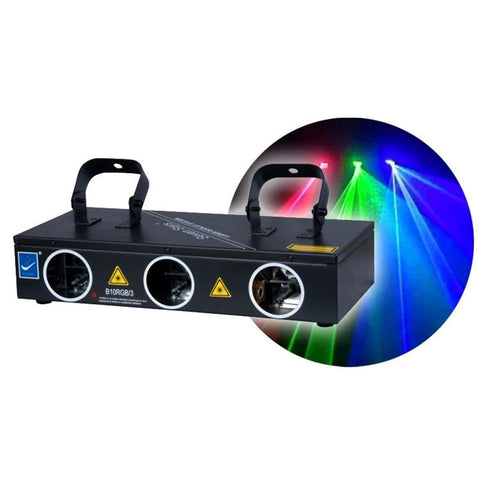 big dipper B10RGB 3 Stage Lighting laser